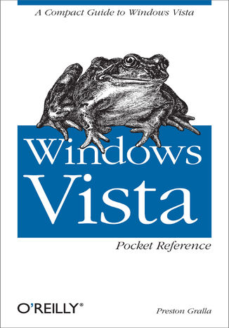 Okładka książki Windows Vista Pocket Reference. A Compact Guide to Windows Vista