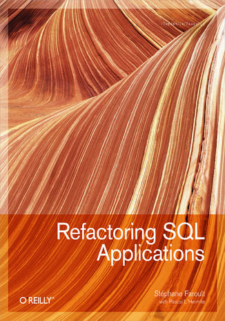 Okładka książki Refactoring SQL Applications