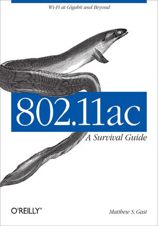 Okładka książki 802.11ac: A Survival Guide