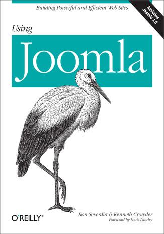 Okładka książki/ebooka Using Joomla. Building Powerful and Efficient Web Sites