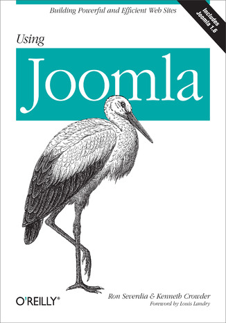 Okładka książki Using Joomla. Building Powerful and Efficient Web Sites
