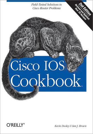 Okładka książki Cisco IOS Cookbook. 2nd Edition