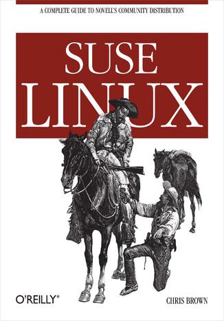 Okładka książki/ebooka SUSE Linux