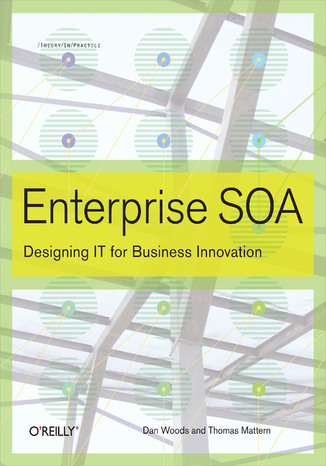 Okładka książki/ebooka Enterprise SOA. Designing IT for Business Innovation