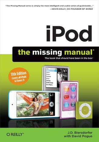Okładka książki iPod: The Missing Manual. 11th Edition
