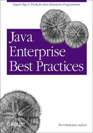 Okładka książki/ebooka Java Enterprise Best Practices