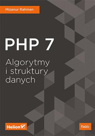 Okładka książki/ebooka PHP 7. Algorytmy i struktury danych