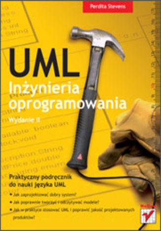 Okładka książki/ebooka UML. Inżynieria oprogramowania. Wydanie II