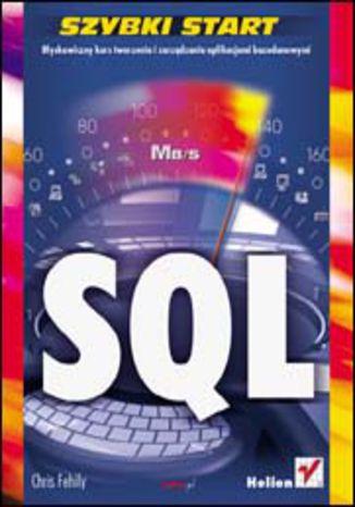 Okładka książki/ebooka SQL. Szybki start