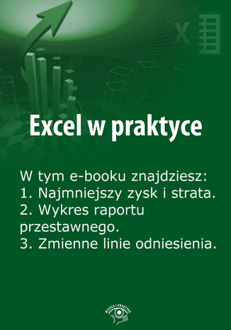 Okładka książki/ebooka Excel w praktyce, wydanie kwiecień 2014 r