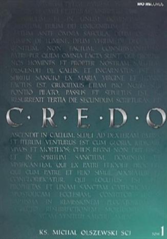 Okładka książki/ebooka Credo. Tom 1