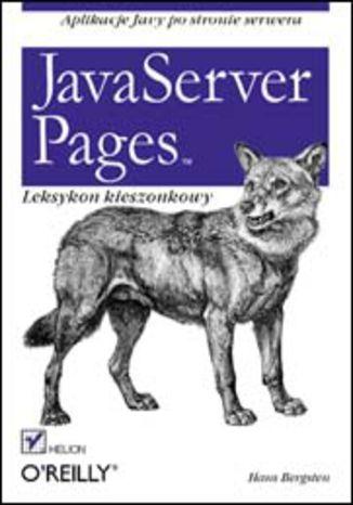 Okładka książki/ebooka JavaServer Pages. Leksykon kieszonkowy