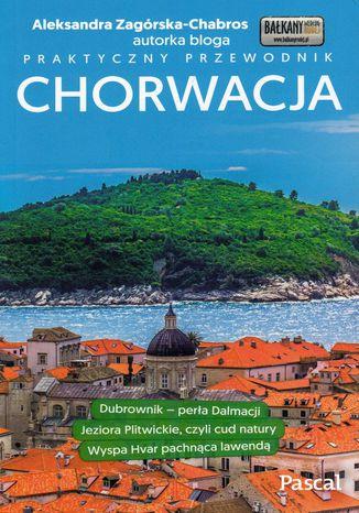 Okładka książki/ebooka Chorwacja Praktyczny przewodnik