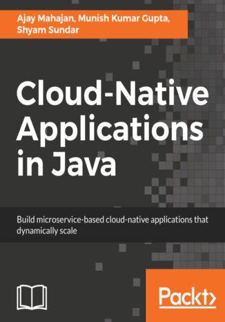 Okładka książki/ebooka Cloud-Native Applications in Java