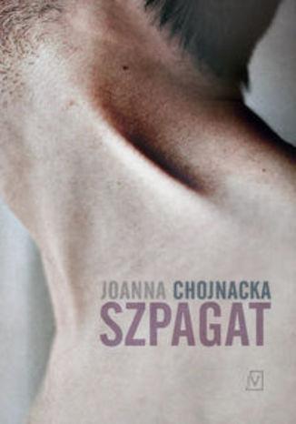 Okładka książki Szpagat