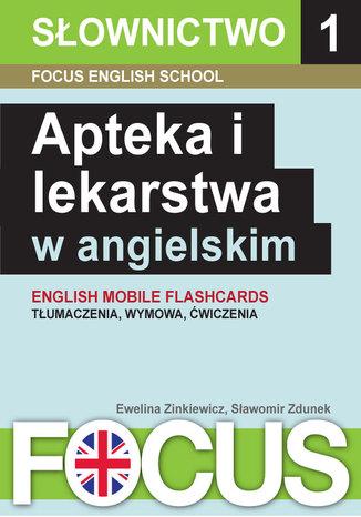 Okładka książki/ebooka Apteka i lekarstwa w angielskim