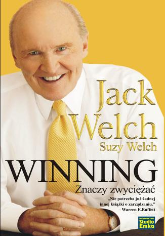 Okładka książki/ebooka Winning znaczy zwyciężać
