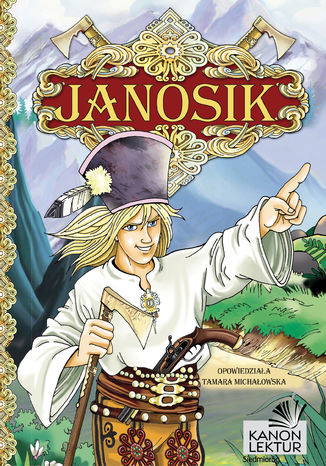 Okładka książki/ebooka Janosik