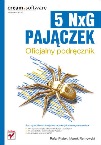 Okładka książki/ebooka Pajączek 5 NxG. Oficjalny podręcznik