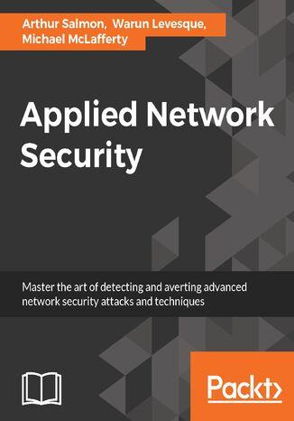 Okładka książki/ebooka Applied Network Security