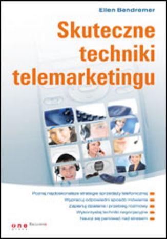 Okładka książki/ebooka Skuteczne techniki telemarketingu