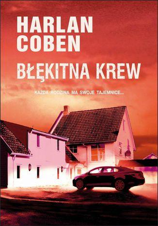 Okładka książki/ebooka Błękitna krew