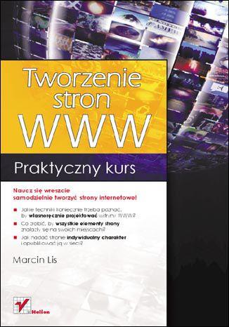 Okładka książki/ebooka Tworzenie stron WWW. Praktyczny kurs
