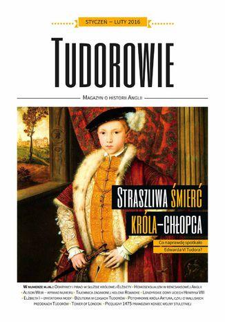 Okładka książki/ebooka Tudorowie 1/2016