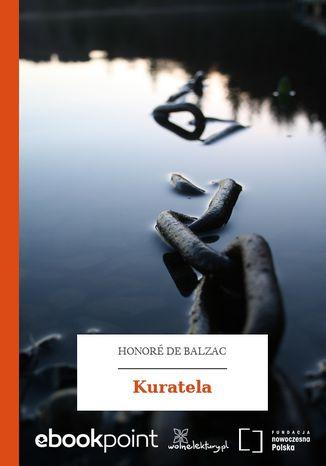 Okładka książki/ebooka Kuratela