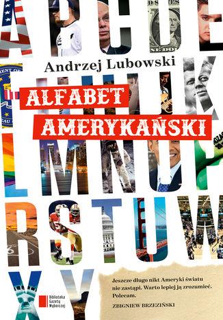 Okładka książki/ebooka Alfabet amerykański