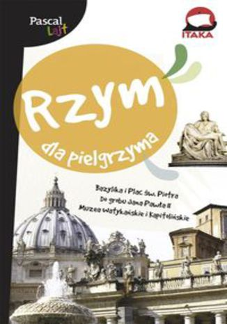 Okładka książki/ebooka Rzym dla pielgrzyma