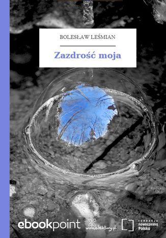 Okładka książki/ebooka Zazdrość moja