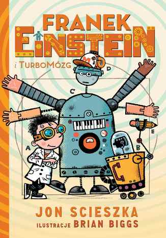 Okładka książki/ebooka Franek Einstein i turbomózg