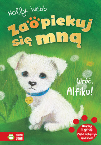 Okładka książki/ebooka Wróć, Alfiku!