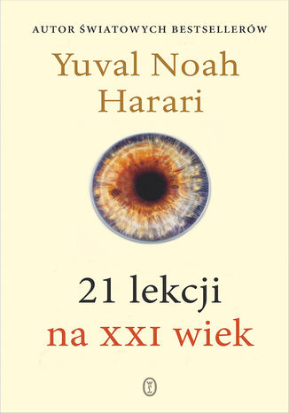 Okładka książki/ebooka 21 lekcji na XXI wiek