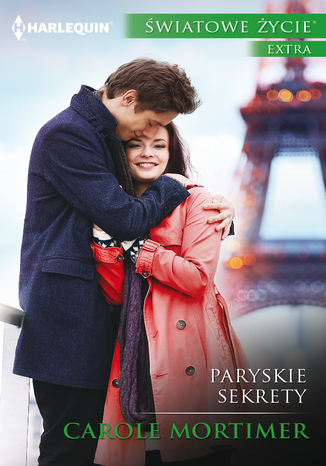 Okładka książki/ebooka Paryskie sekrety
