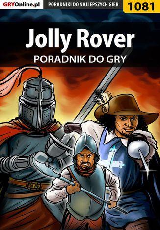 Okładka książki/ebooka Jolly Rover - poradnik do gry