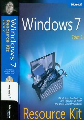 Okładka książki/ebooka Windows 7 Resource Kit PL Tom 1 i 2. Pakiet