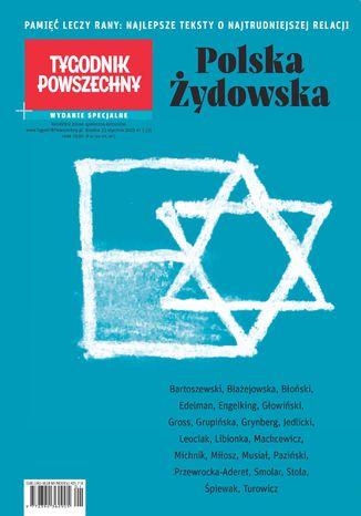 Okładka książki/ebooka Polska Żydowska