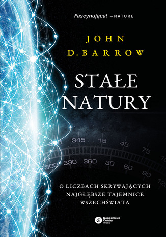 Okładka książki/ebooka Stałe natury. O liczbach skrywających najgłębsze tajemnice Wszechświata