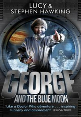 Okładka książki/ebooka George and the Blue Moon
