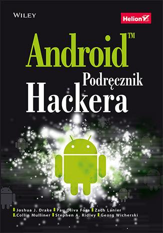 Okładka książki Android. Podręcznik hackera