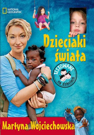 Okładka książki/ebooka Dzieciaki świata