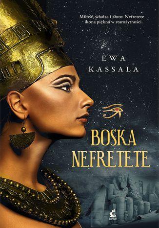 Okładka książki/ebooka Boska Nefretete