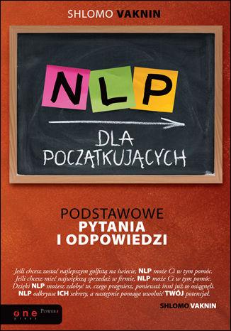 Okładka książki/ebooka NLP dla początkujących. Podstawowe pytania i odpowiedzi