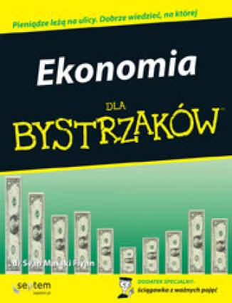 Okładka książki Ekonomia dla bystrzaków