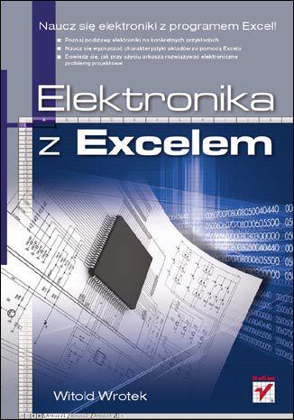 Okładka książki/ebooka Elektronika z Excelem