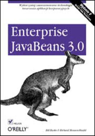 Okładka książki Enterprise JavaBeans 3.0. Wydanie V