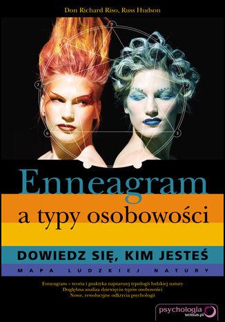 Okładka książki/ebooka Enneagram a typy osobowości. Dowiedz się, kim jesteś