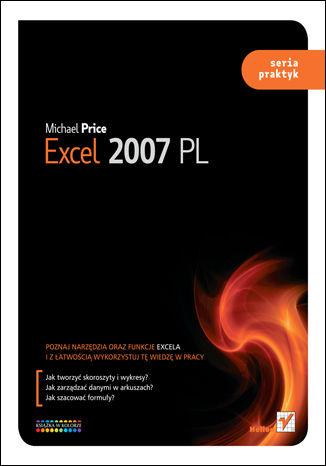 Okładka książki/ebooka Excel 2007 PL. Seria praktyk